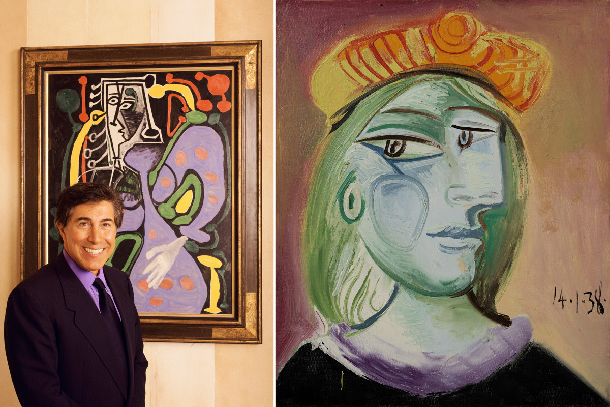 Sotheby's and MGM Resorts to auction 11 Picassos worth $104M