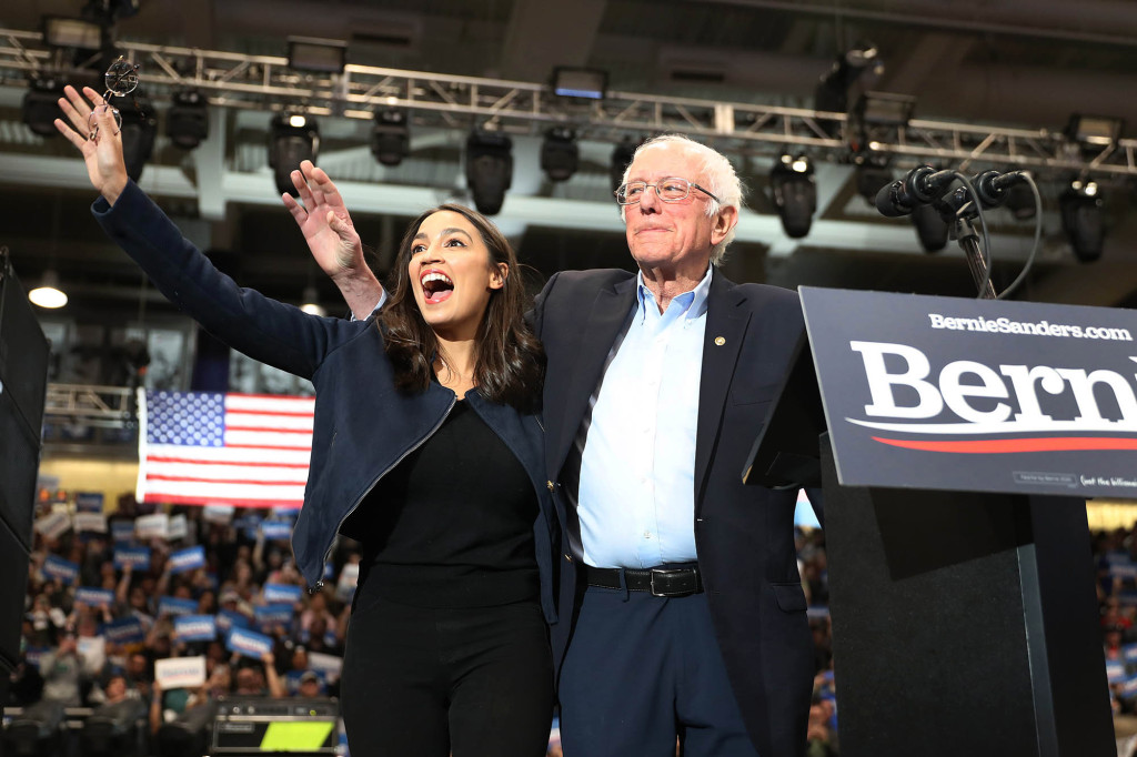 Majority of Democratic voters now prefer socialism to capitalism, poll finds