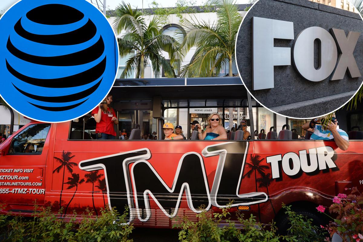 AT&T's WarnerMedia in talks to sell TMZ to Fox: report